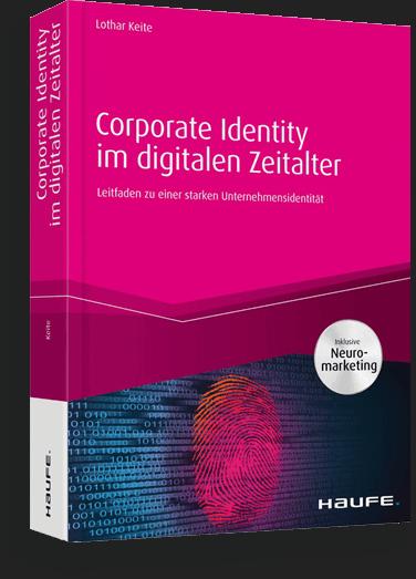 Buch - Corporate Identity im digitalen Zeitalter